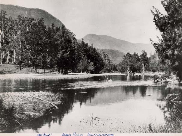 Cox's River Burragorang Valley